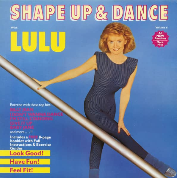 Shape Up And Dance Volume 6 (LP)