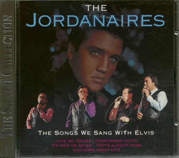 The Songs We Sang With Elvis (CD)