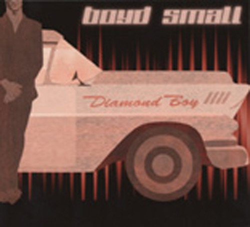Diamond Boy (CD)