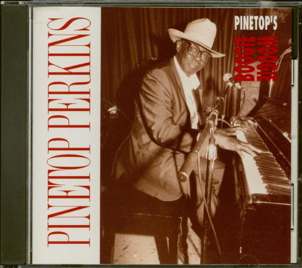 Pinetops Boogie Woogie (CD)