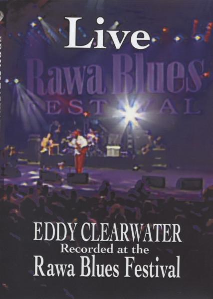 At The Rawa Blues Festival, Poland 2006
