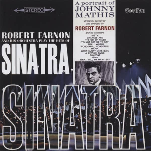 The Hits Of Sinatra & A Portrait Of Johnny...