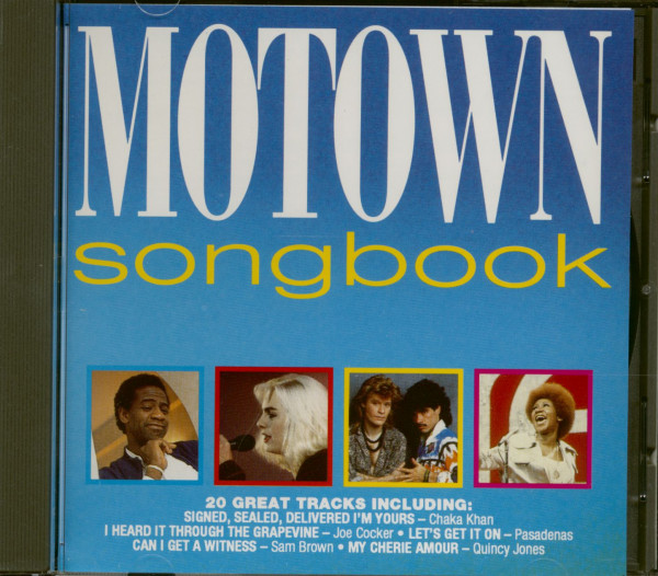 The Motown Songbook (CD)