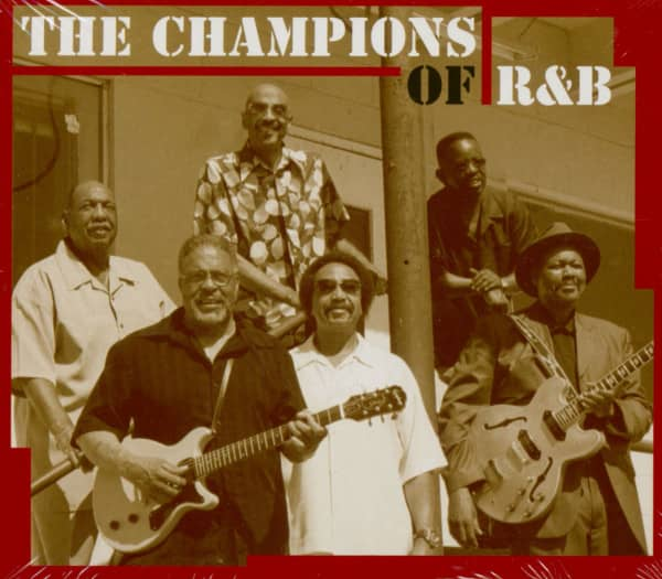 The Champions Of R&B