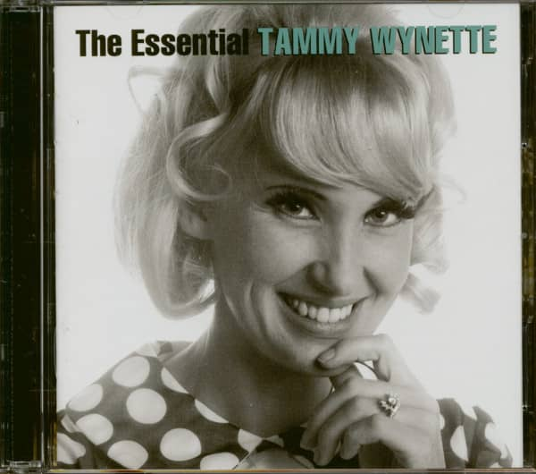 The Essential Tammy Wynette (2-CD)