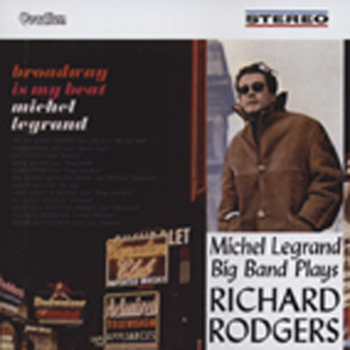 Plays Rodgers - Broadway Is My Beat