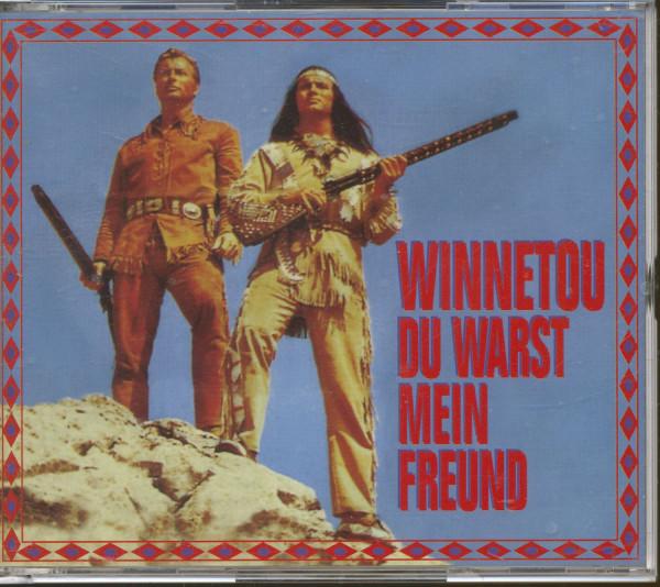 Winnetou du warst mein Freund (CD)