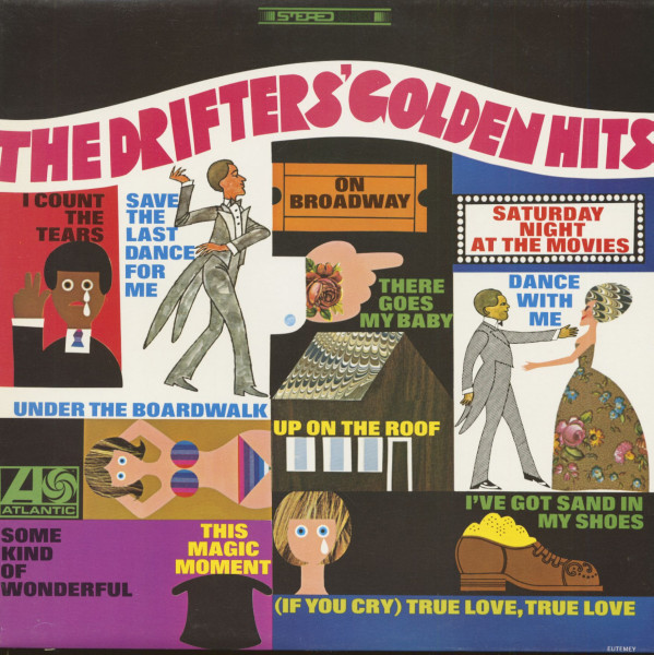 The Drifter's Golden Hits (LP)