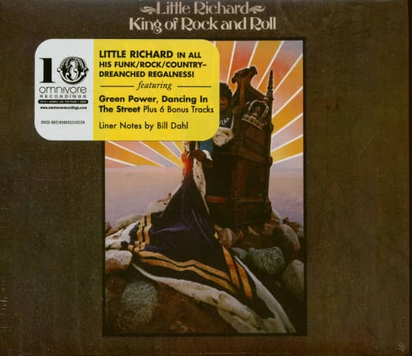 King Of Rock And Roll (CD)
