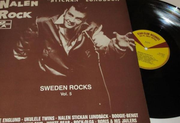 Sweden Rocks Vol.5 (LP)