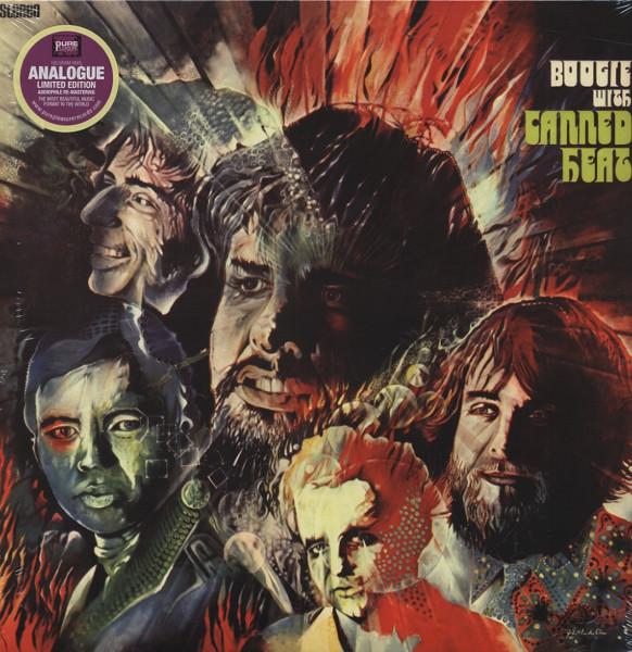 Boogie With Canned Heat (180 g Vinyl)