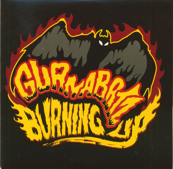 Burning Up (7inch, EP, 45rpm, PS)