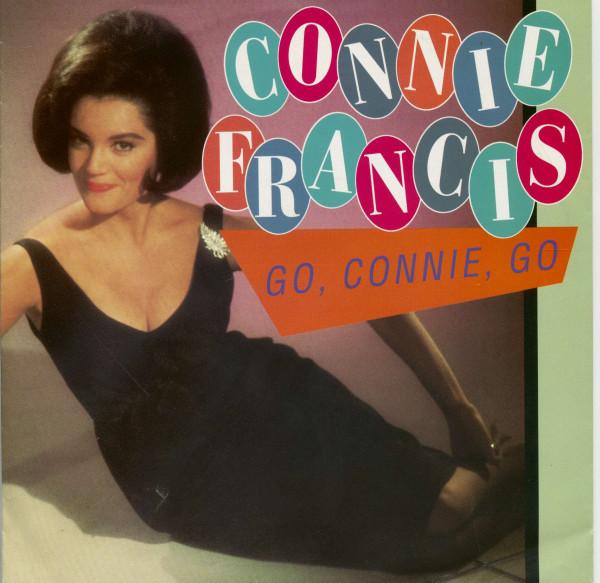 Go, Connie, Go (7inch, 45rpm, BC, PS)