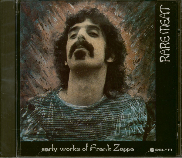 Rare Meat - Early Works Of Frank Zappa (CD)