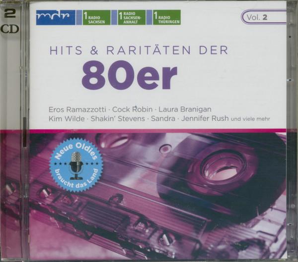 Hits & Raritäten 80er (2-CD)