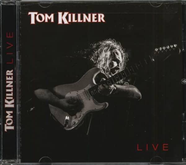 Tom Killner Live (CD)