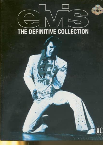 The Definitive (EU) 4-DVD (2)