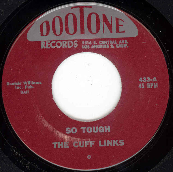 So Tough - My Love Is With You 7inch, 45rpm