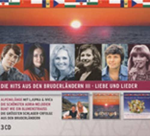 Vol.3, Die Hits aus den Bruderländern 3-CD