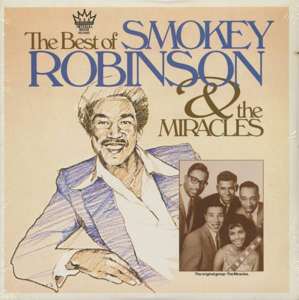 The Best Of Smokey Robinson And The Miracles (2-LP)
