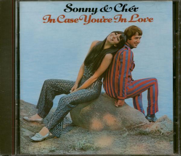 In Case You're In Love (CD)