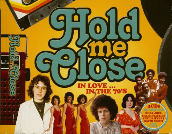 Hold Me Close - In Love...In The 70's (3-CD)