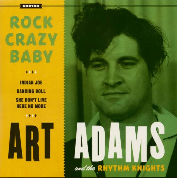Rock Crazy Baby (7inch EP, 45rpm, PS)