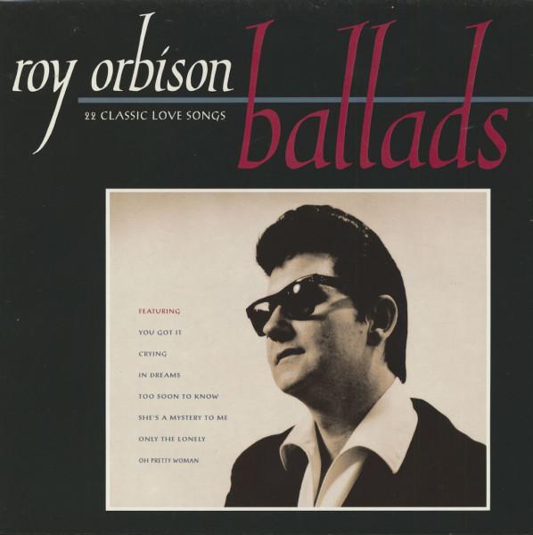 Ballads - 22 Classic Love Songs (LP)
