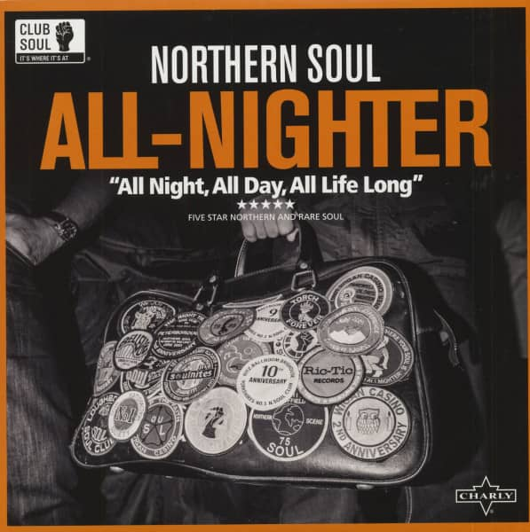 Northern Soul - All-Nighter (LP, 180g Vinyl)
