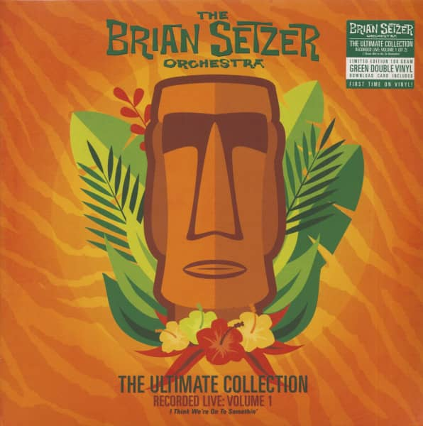 The Ultimate Collection Vol.1 (2-LP, 180g Green Vinyl, Download, Ltd.)