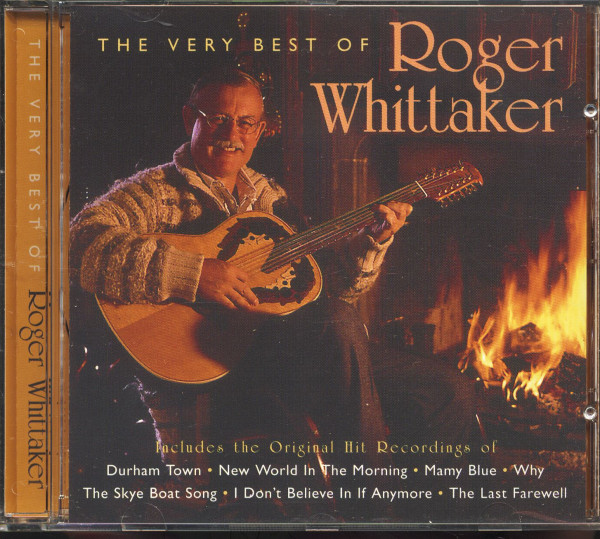 The Very Best Of Roger Whittaker aka The World Of Roger Whittaker (CD)