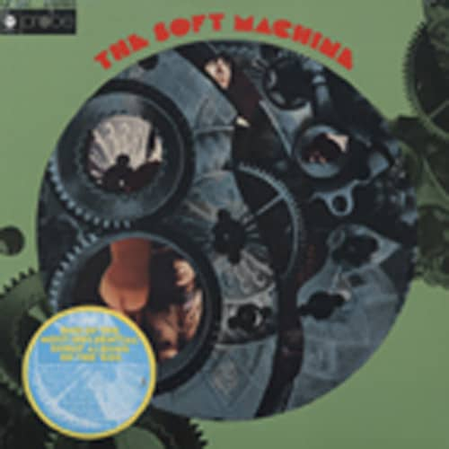 The Soft Machine - HQ Vinyl Gatefold