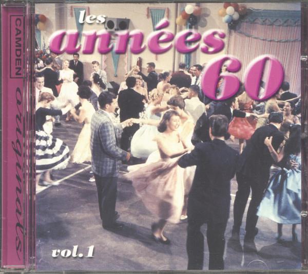Les Années 60, Vol.1 (CD)