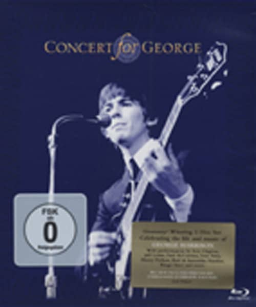 Concert For George 2002...plus (2-DVD)