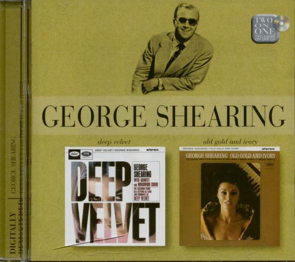 Deep Velvet - Old Gold And Ivory (CD)
