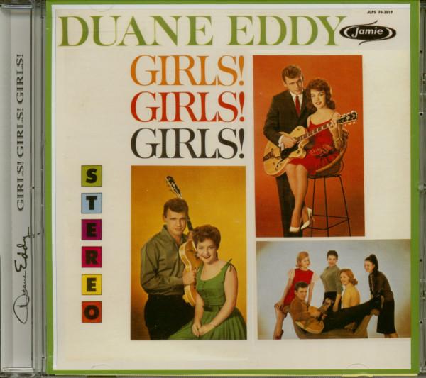 Girls! Girls! Girls! (CD)