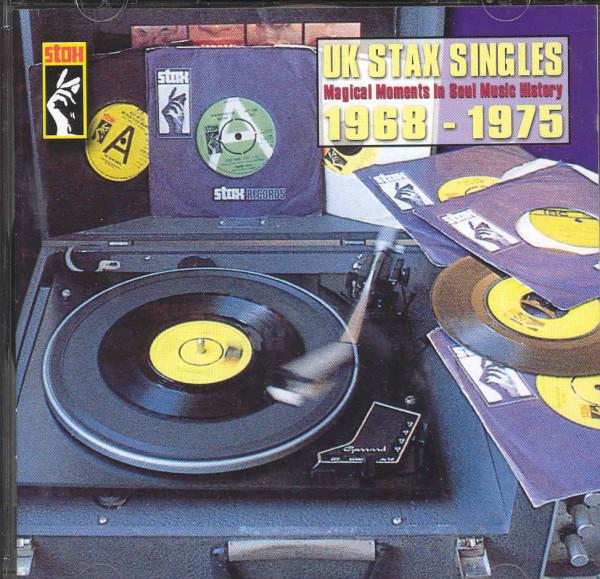UK Stax Singles 1968-1975
