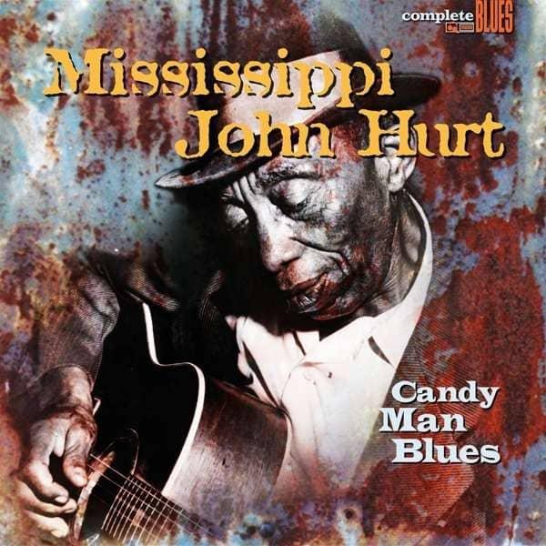 Candy Man Blues (LP 180g Blue Vinyl)