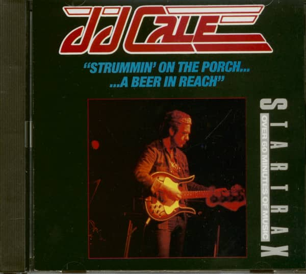 Strummin' On The Porch...A Beer In Reach (CD)
