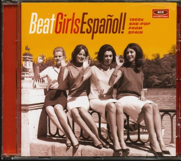 Beat Girls Español! 1960s She-Pop From Spain (CD)