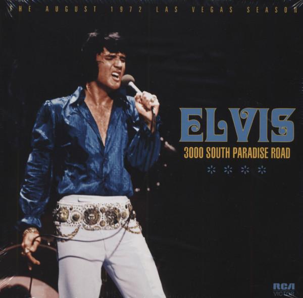 3000 South Paradise Road (2-CD)