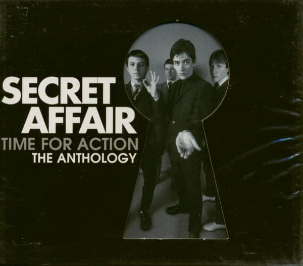Time For Action - The Anthology (2-CD)