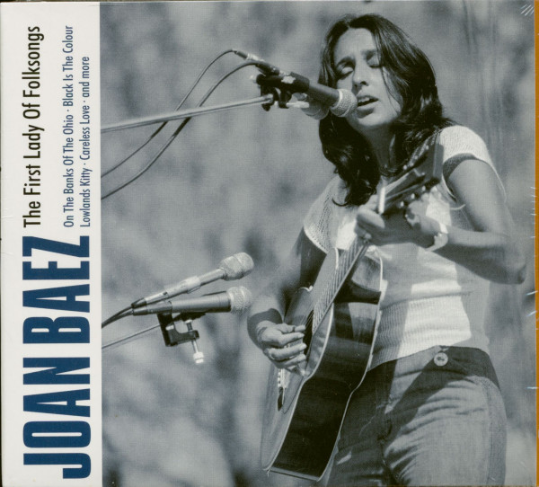 The First Lady Of Folksongs (CD)