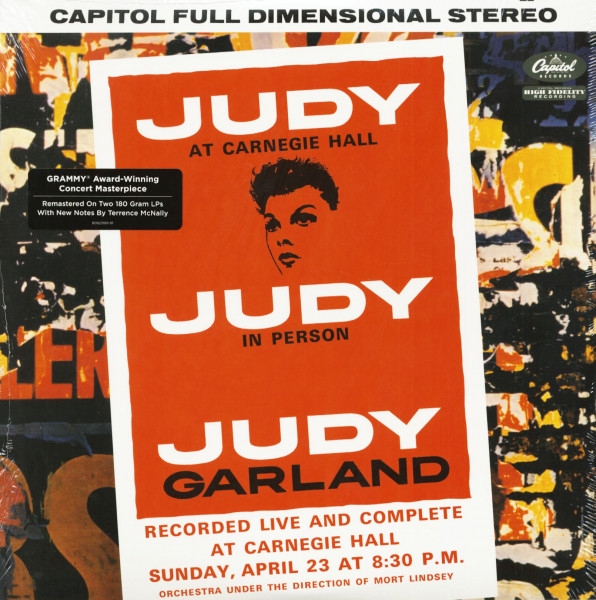 Judy At Carnegie Hall - Judy In Person (2-LP)