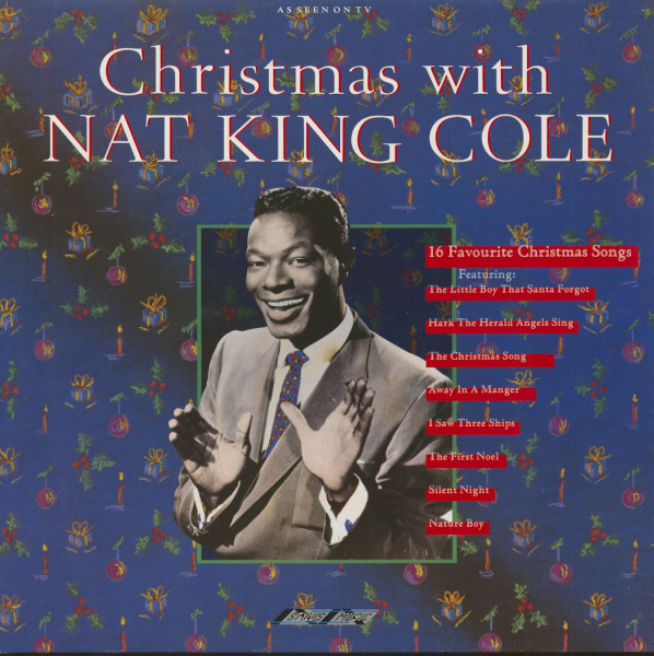 Christmas With Nat King Cole (LP)