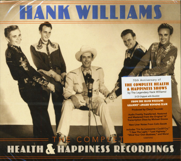 The Complete Health & Happiness Recordings (2-CD)
