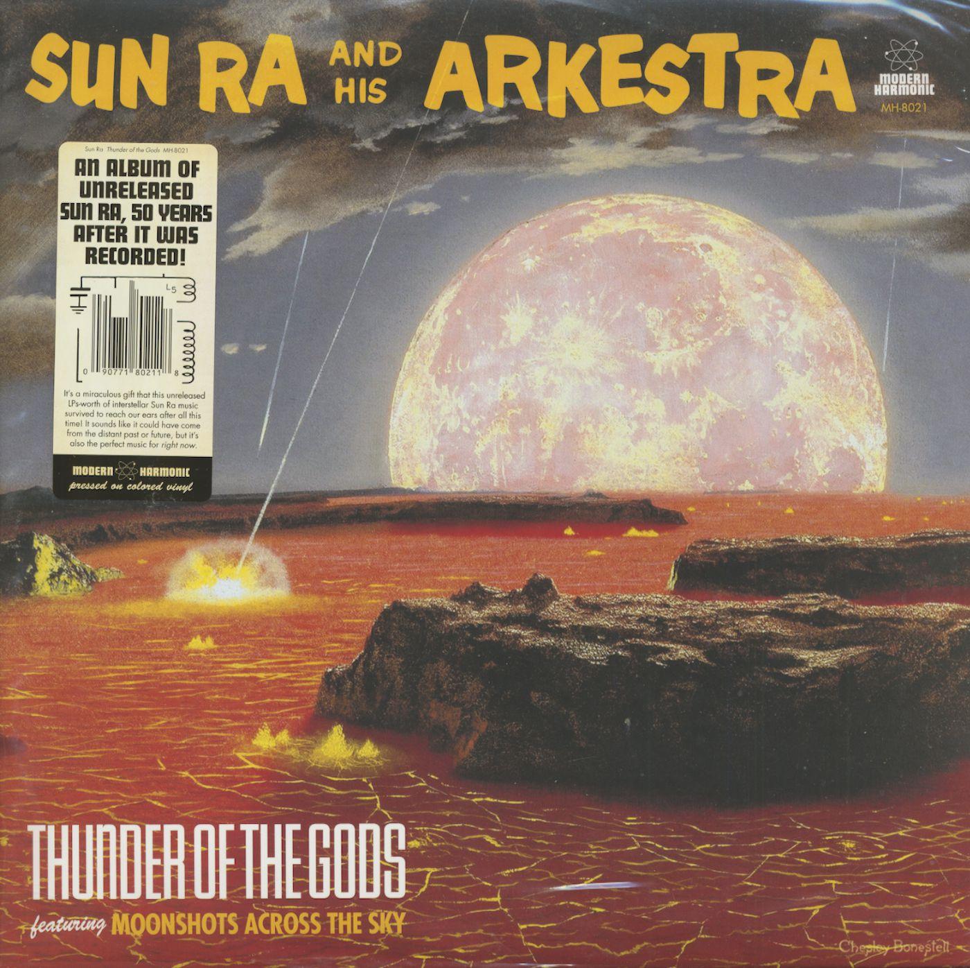 Sun Ra & His Arkestra LP : Thunder Of The Gods (LP) - Bear Family Records