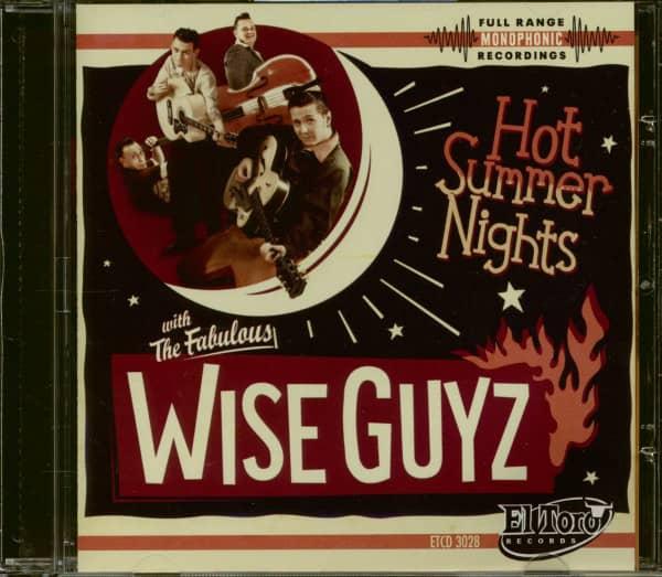 Hot Summer Nights (CD)