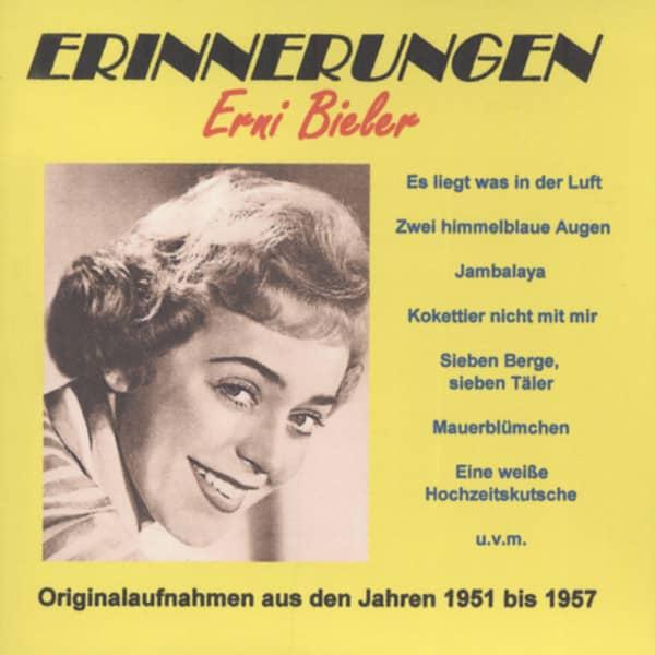 Erinnerungen 1951-57