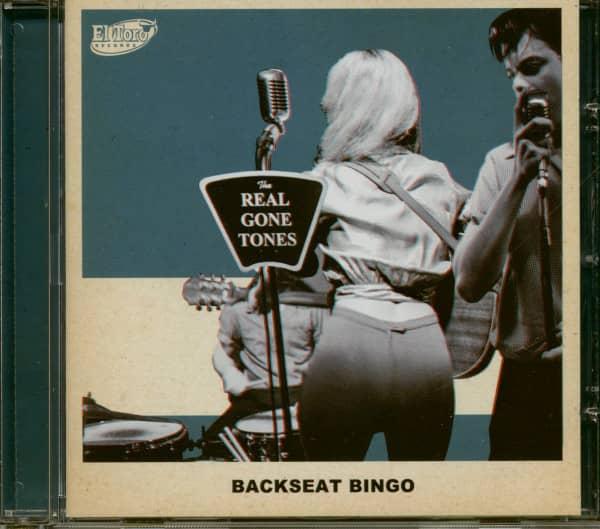 Backseat Bingo (CD)